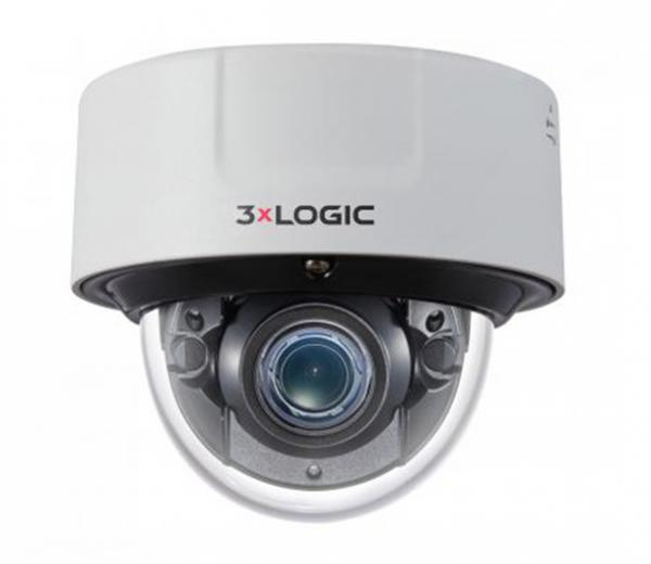 High-Definition IP Vandal-Dome Camera