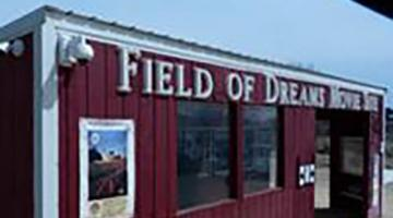 Exterior of Field of Dreams Movie Site