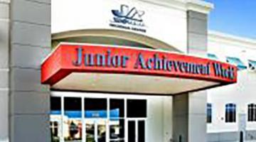 Exterior of Junior Achievement