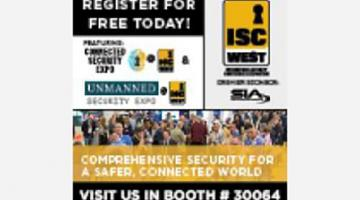 Register for ISC West flyer