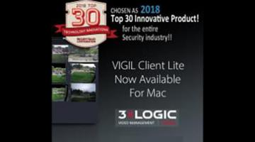 "graphic for ""VIGIL Client Lite chosen as 2018 Top 30 Innovative Product"" post"