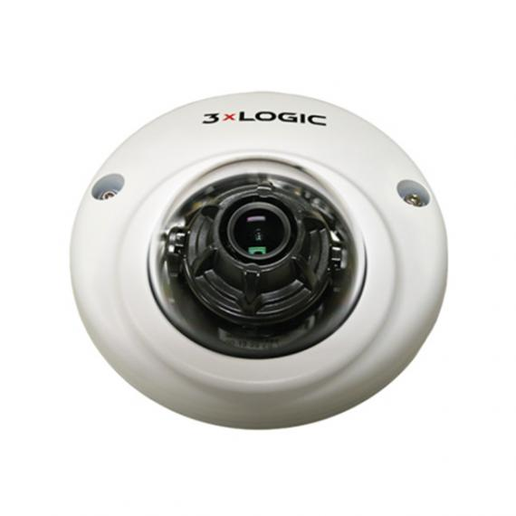 V-Series 2MP Interior Mini Dome camera