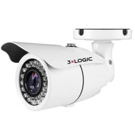 VISIX 2MP Outdoor Bullet Camera 1080p Analog HD with Remote Focus, IR, WDR